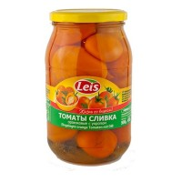 Leis tomater orange med dill, 900 ml