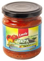 Emelja kaviar peppar 212ml
