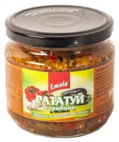 Emelja Ratatouille med svamp 380 ml