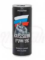 "Energy dryck ""Russian Power"", 250 ml"