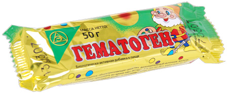 Hematogen Belorus, 50g