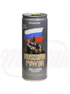 "Energy dryck med melonsmak ""Russian Power"", 250 ml"